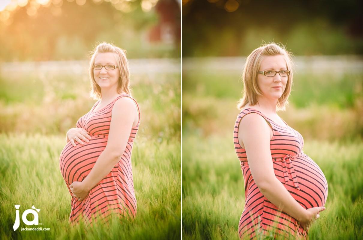 Heather Maternity 001
